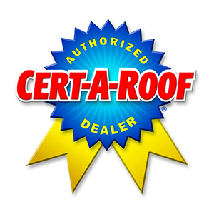 Cert-A-Roof Authorized Dealer
