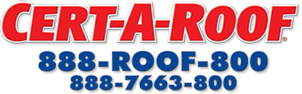 Cert-A-Roof phone number 888-766-3800